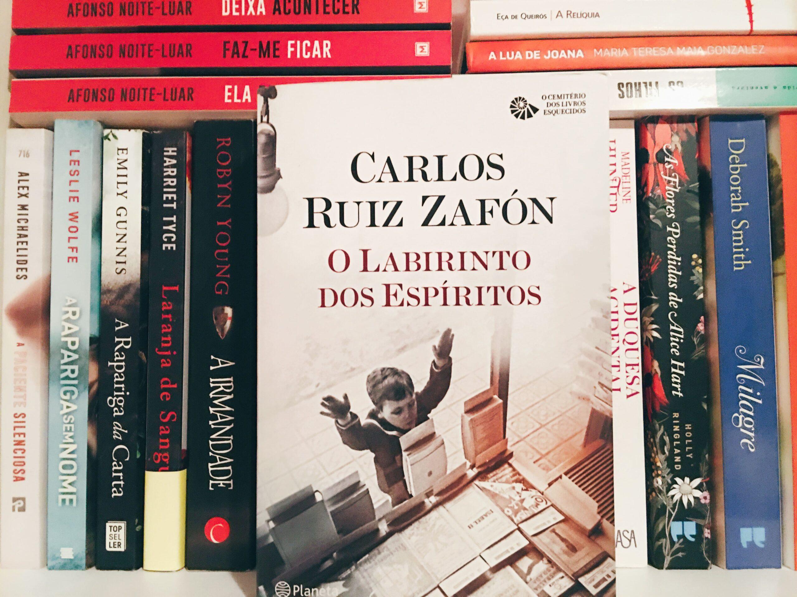 38 livros depois & 7 favoritos