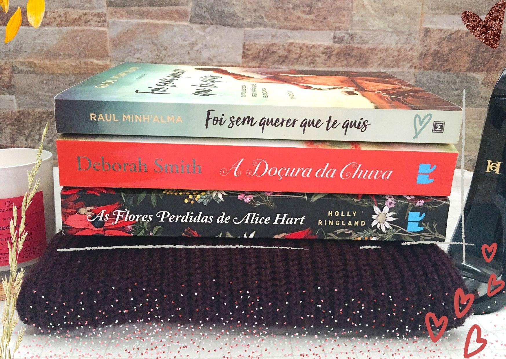 5 romances para ler em fevereiro